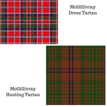 Scot.McGillivray Tartans
